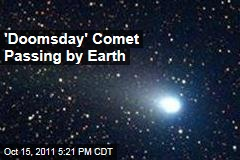 'Doomsday' Comet Elenin Passing by Earth Sunday; Armageddon Unlikely, Astronomer Says