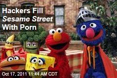 Sesame street youtube hacked porn doubtful