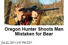 Oregon Hunter Shoots Hiking Marine Mistaken for Bear