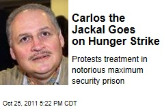 Carlos the Jackal Goes on Hunger Strike in French Prison