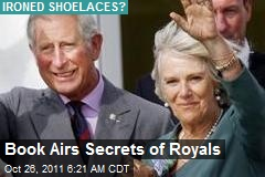 Books Airs Secrets of Royals