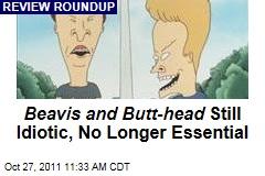 'Beavis and Butt-head' Reviews: Critics Conclude Show Is No Longer Relevant