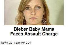 Justin Bieber Accuser Mariah Yeater Allegedly Assaulted Ex-Boyfriend for Impregnating Her