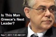 Former European Central Bank Vice President Lucas Papademos Could Be Greece's Next Leader