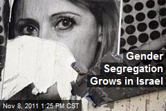 Gender Segregation Grows in Israel