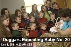 Jim Bob, Michelle Duggar Expecting Baby No. 20