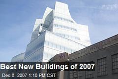 Best New Buildings of 2007