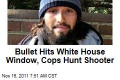 Cops Hunting White House Shooting Suspect Oscar Ramiro Ortega