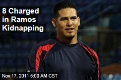8 Charged in Washington Nationals Catcher Wilson Ramos Kidnapping