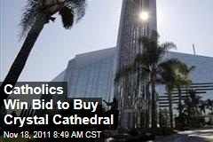 Crystal Cathedral Will Be Sold to Catholic Diocese