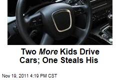 Child Drivers Trigger Arrests in Florida, Delaware