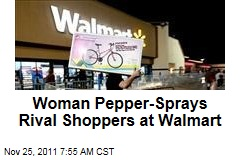 Shopper in Los Angeles Uses Pepper Spray on Rivals; 20 People Treated