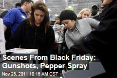 Photos: Scenes From Black Friday Around the Nation