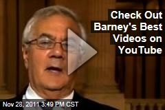 See Barney Frank's Best Moments on YouTube