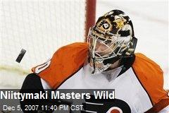 Niittymaki Masters Wild