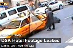 DSK Hotel Footage Leaked