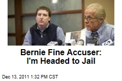 Accuser of Bernie Fine Going to Jail in Plea Deal Over Sexual Abuse of Minor