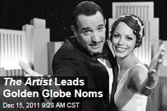 Golden Globe Nominations: 'The Artist,' 'The Help,' 'The Descendants' Lead Nominees