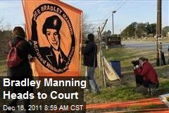 Bradley Manning Heads to Court