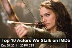 Natalie Portman, Mila Kunis Top List of Actors We Stalk on IMDb