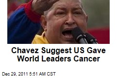 Hugo Chavez: Is US Behind Cancer in Latin American Leaders?