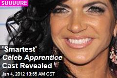 New 'Celebrity Apprentice' Cast Includes Teresa Giudice, Victoria Gotti