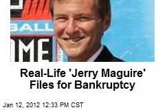 Real-Life 'Jerry Maguire' Files for Bankruptcy