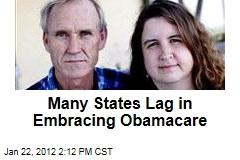 Florida, Louisiana Among Many States Not Embracing Obamacare Exchanges