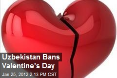 Country Bans Valetine's Day