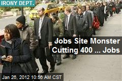 Jobs Site Monster Cutting 400 ... Jobs