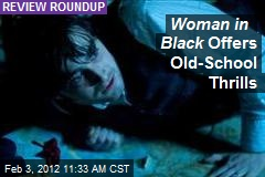 Woman in Black Offers Old-School Thrills