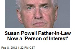 Susan Powell Father-in-Law Now a 'Person of Interest'