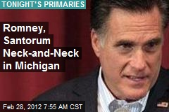 Romney: I'll Win Michigan
