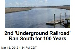 2nd 'Underground Railroad' Ran South for 100 Years