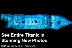 Titanic Sleeps With Fishes in Stunning New Photos