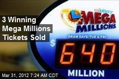 Winning Mega Millions Ticket Sold in Maryland
