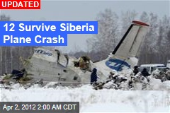 Russian Plane Crashes in Siberia, 16 Confirmed Dead