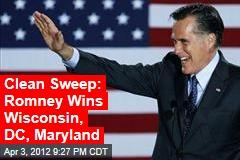 Romney Wins Maryland