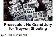 Prosecutor: No Grand Jury for Trayvon Shooting