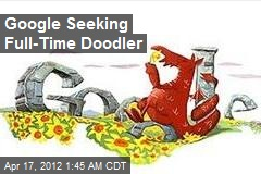 Google Seeking Full Time Doodler