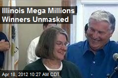 Illinois Mega Millions Winner Unmasked