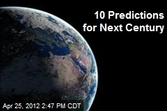 10 Predictions for Next Century