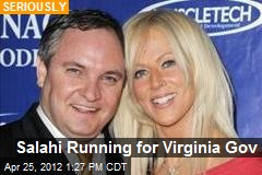 Salahi Running for Virginia Gov