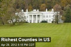 Richest Counties in US