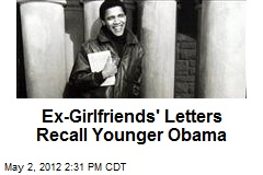 Ex-Girlfriends' Letters Recall Younger Obama