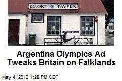 Argentina Olympics Ad Tweaks Britain on Falklands