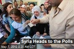 Syria Heads to the Polls