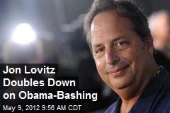Jon Lovitz Doubles Down on Obama-Bashing