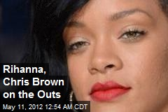 Rihanna, Chris Brown in Twitter Bust Up