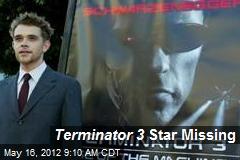 Terminator 3 Star Missing